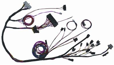 merkur the detail zone ford 2 3 turbo efi engine swap wiring harnesses -  free shipping on orders over $99 at summit racing