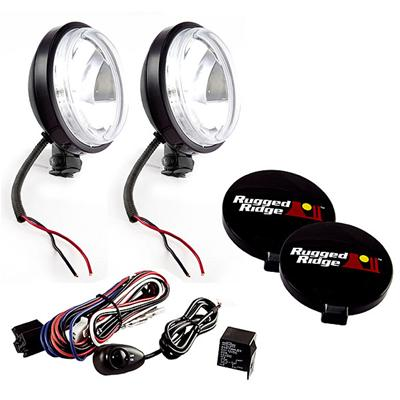 Rugged Ridge Halogen Off Road Lights
