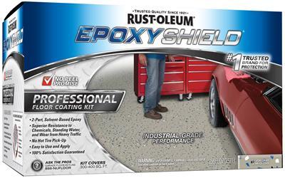 Rust-Oleum Epoxy Shield Professional Floor Coatings 203373