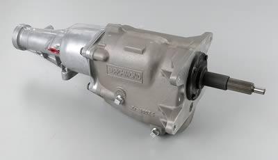 Richmond Gear Super T-10 Plus 4-Speed Transmissions 7021510