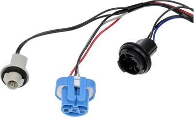 Dorman Headlight Wiring Harnesses 645-205 on