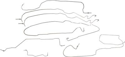 Brake Hydraulic Line Kit Dorman 919-157