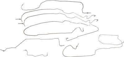 Brake Hydraulic Line Kit Dorman 919-137