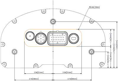 diagram, redline wiring racepak iq3d drag racing digital dash recorders  250-ds-iq3d - free on autometer