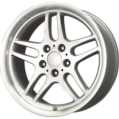 Replica Wheels 895 5120 25 Sm Replica Wheels Bmw Tt Silver Machined Wheels Summit Racing