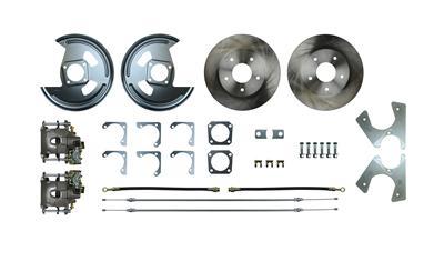 Right Stuff Detailing Rear Disc Brake Conversion Kits AFXRD01