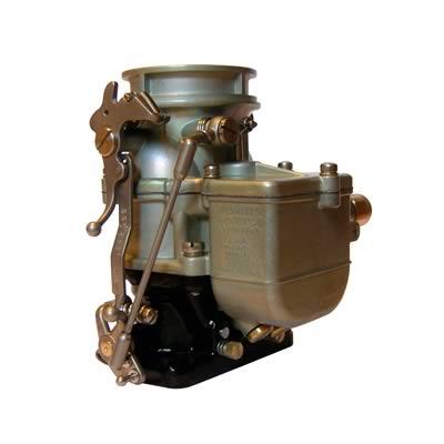 Stromberg single barrel