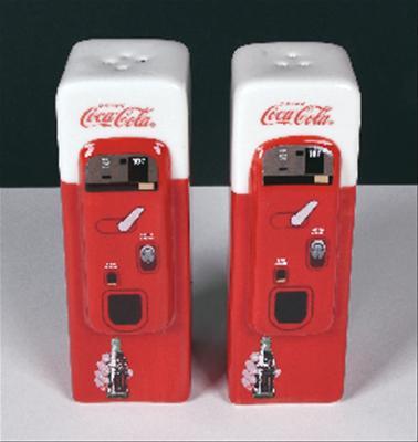 coca cola vending machine credit card charge