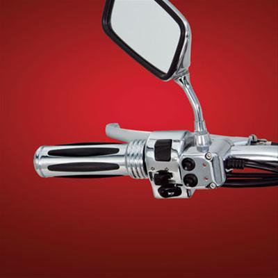 Show Chrome Comfort Heated Grips 17-383
