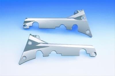 Show Chrome Accessories 52-613 Passenger Floorboard Trim