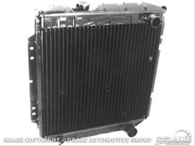 Scott Drake Replacement Radiators 381-3