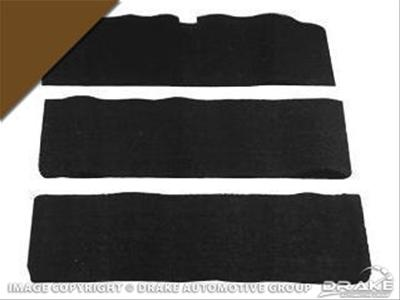 Scott Drake Mustang Replacement Carpet Sets FD-65-DS