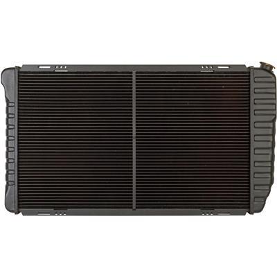 Radiator Spectra CU400