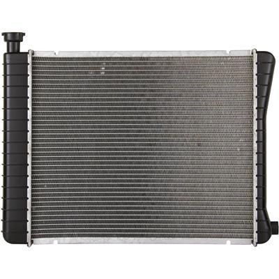 Spectra Premium CU677 Complete Radiator for Chevrolet//GMC