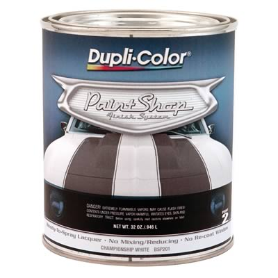 How Many Quarts Of Dupli Color To Paint A Car