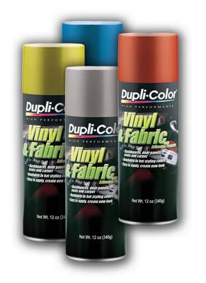 Dupli-Color High Performance Vinyl and Fabric Coating - Free