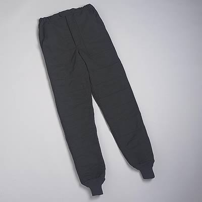 Simpson Racing 0402313 Gabardine Black Large Nomex 2-Layer Driving Pants