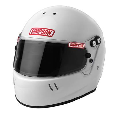Simpson Autograph Helmet 2130001