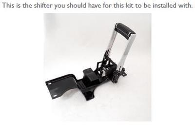 Shiftworks Shifter Conversion Kits SC2242