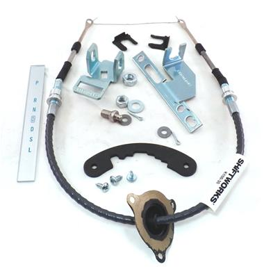 CHEVROLET CHEVELLE Shiftworks Shifter Conversion Kits - Free