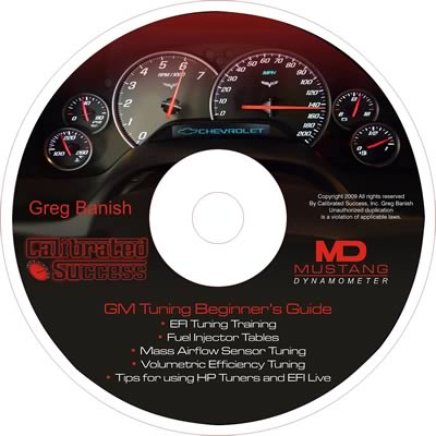 Summit Racing® GM EFI Tuning Beginners Guide DVDs SME-DVD-1