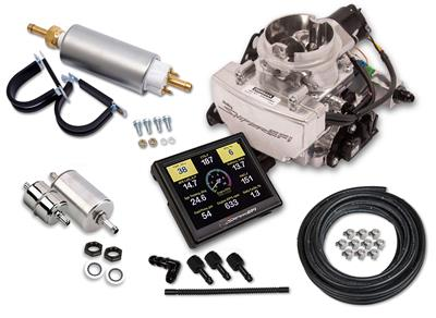 Holley Sniper EFI 2GC Small Bore Fuel Injection Systems 550-864K