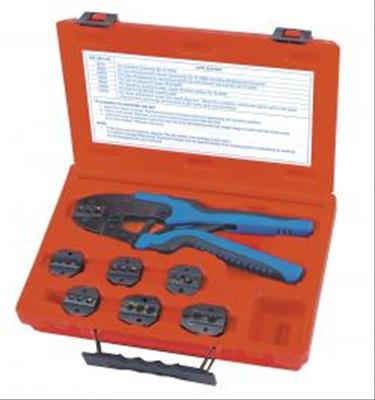 s g tool aid 7 die quick change ratcheting crimping kits 18960 free shipping on orders over. Black Bedroom Furniture Sets. Home Design Ideas