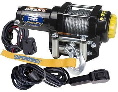 Superwinch LT4000 ATV Winches 1140220 on