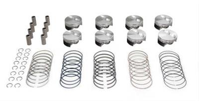 SRP Small Block Chevy 350/400 Flat-Top Pistons 231302