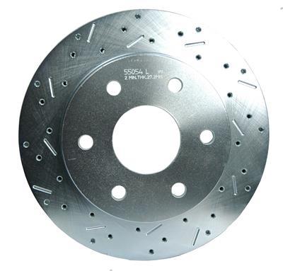Cross Drilled Rotors >> Ssbc
