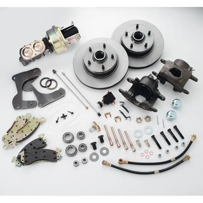 SSBC Drum to Disc Brake Conversion Kits - Free Shipping on