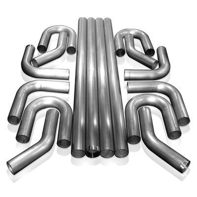 "2/"" Stainless Steel T-304 Builder Mandrel Bend Kit 45 180 90 Degree Tubing Piping"