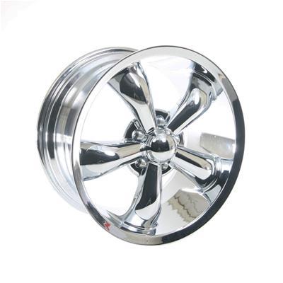 Racing Legend 5 Series Chrome Wheel 18x9.5 5x115mm BC 142 8990C38