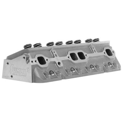 Summit Racing® Cast Iron Cylinder Heads for Small Chevy SUM-152123