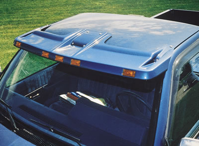 FORD BRONCO Summit Racing® Sportvisor Cab Visors - Free Shipping on Orders  Over  99 at Summit Racing 42bd5005522