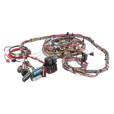 summit racing efi wiring harnesses for gm 890121 ebay