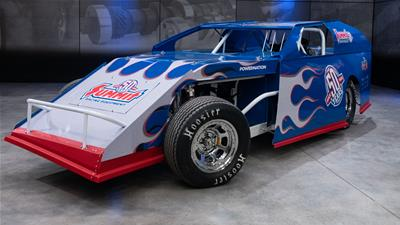 Steering Arm Dirt Modified Race Car