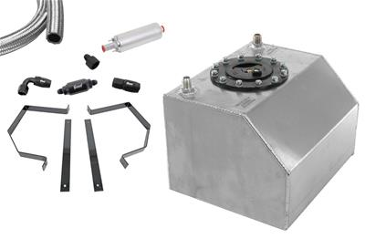 Summit Racing® Engine Test Stand EFI Fuel System Combos SUM-CSUMSRES004