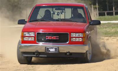 Truck Tech Project Red Tide 1988 Chevy K1500 Driveline Combos Sum