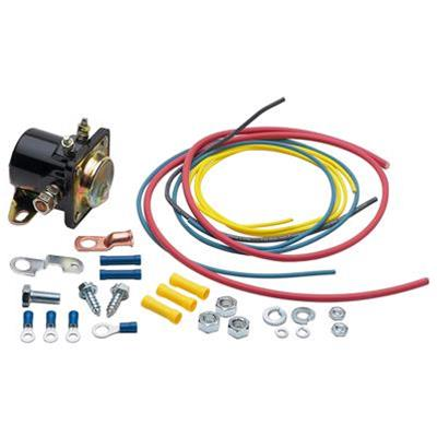 Starter Wiring In A Race | Wiring Diagram on