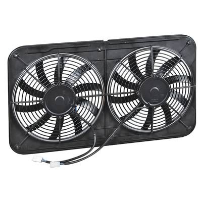 Summit Dual 12 Quot Fan Setup What Do You Think Nissan