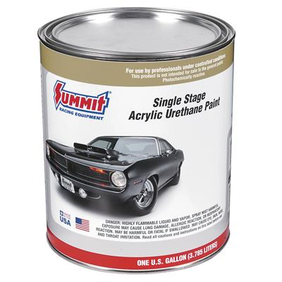 Summit Racing Equipment Acrylic Urethane Paint Free Shipping On Orders Over 99 At Summit Racing