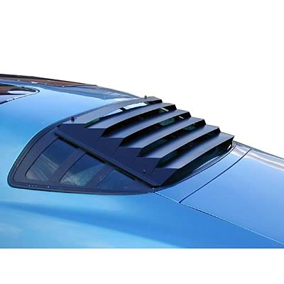 Summit Racing 174 Rear Window Louvers Free Shipping On