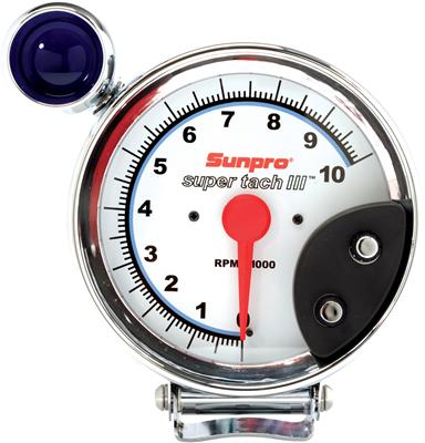 Sunpro Cp7914, Sunpro Tach Wiring Diagram