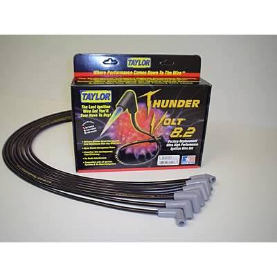 Taylor 83055 ThunderVolt Spark Plug Wires 8.2mm
