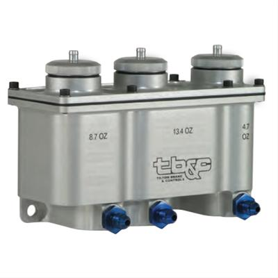 Tilton 72-574 Replacement Billet Aluminum Reservoir Cap for 72-570