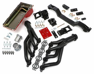 Trans-Dapt Performance Swap-In-A-Box Complete Engine Swap Kits 42026