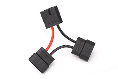 3064X Genuine Traxxas Part Traxxas Parallel Battery Connection Wire Harness