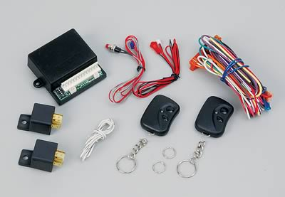 VPA Keyless Entry Systems 80242-B on