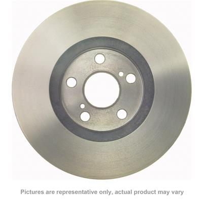 Wagner BD180270E Premium E-Coated Brake Rotor